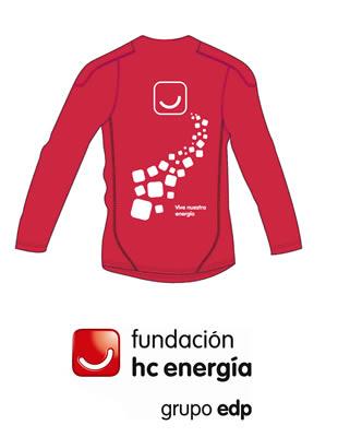 """XXIV Media Maratón """"Ruta de la Reconquista"""" (Cangas de Onís, Asturias) Camisa2_hc_energia_media_reconquista_2011"""